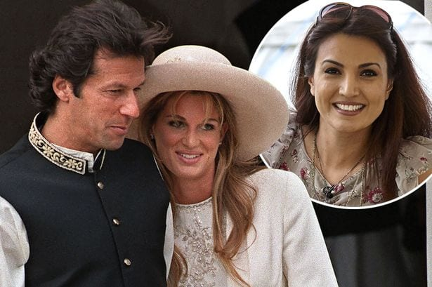 Imran Khan marries secret love interest Reham Khan