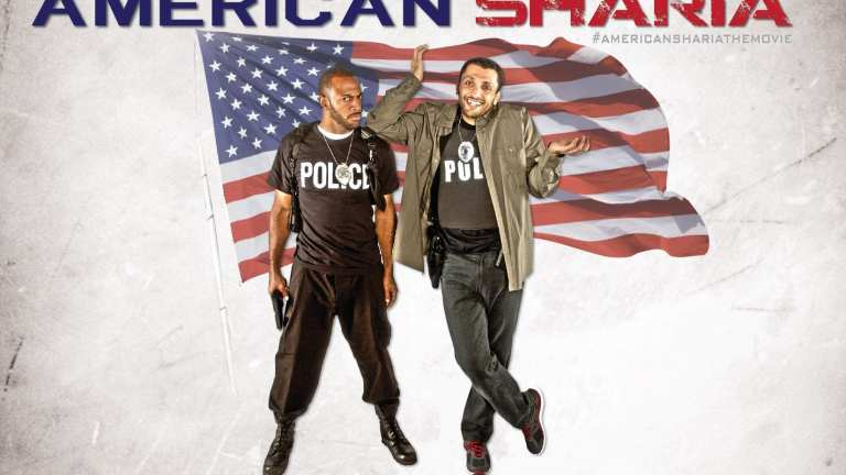 American Sharia comes to the UK! The Muslim comedy film of the year!