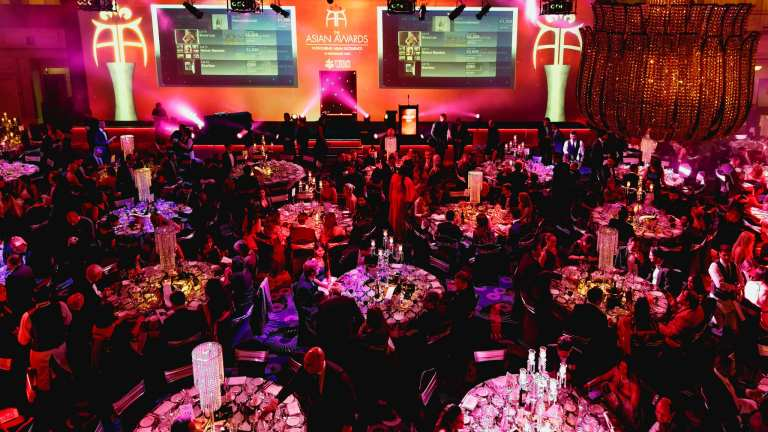 The Asian Awards elects Prince Charles's charity as partner for their 5th event
