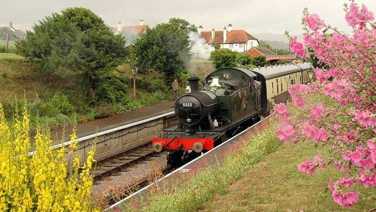 Why visit West Somerset Railway?