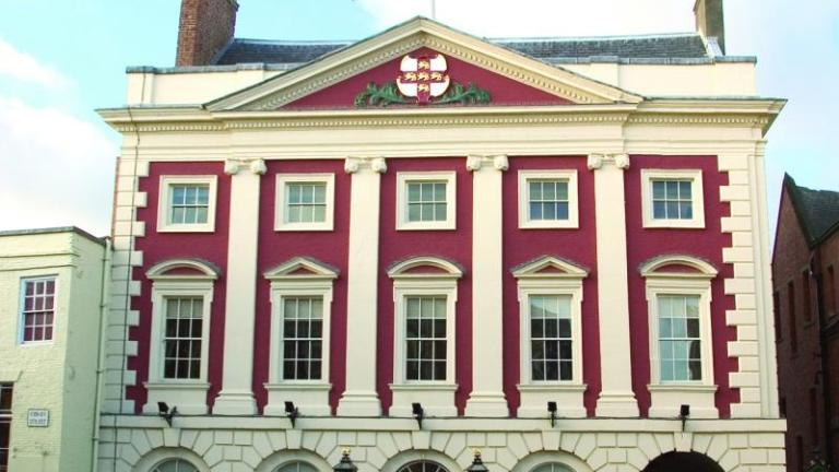 £1.2m funding to 'open doors' in historic Mansion House