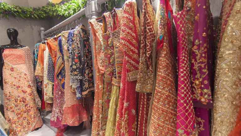 Gorgeous collections by Pakistani designer Sania Maskatiya
