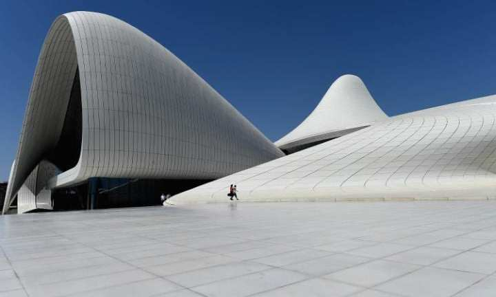 Zaha Hadid's greatest buildings