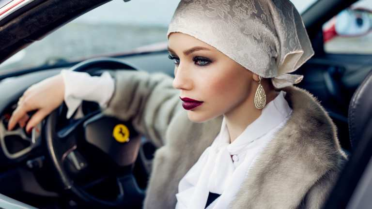 Introducing Helen Latifi Headwear