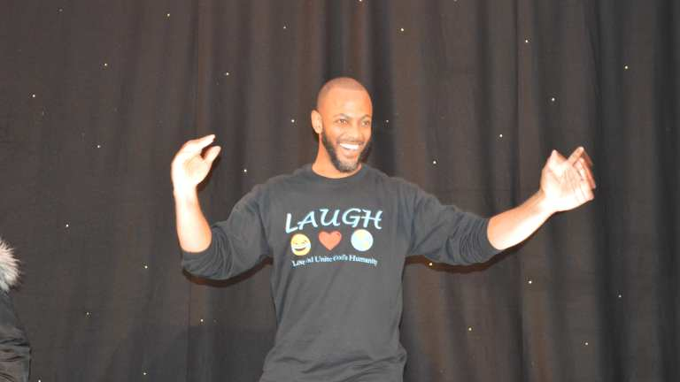 HALAL-ARIOUS COMEDY TOUR WINS MUSLIM CHARITY AWARD