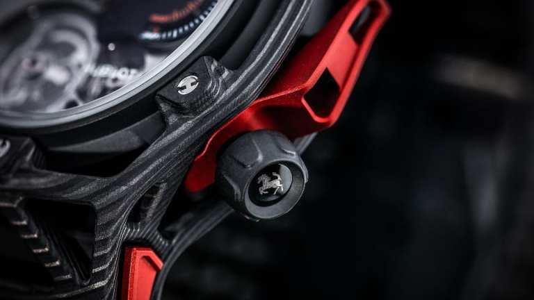 Techframe Ferrari Tourbillon Chronograph