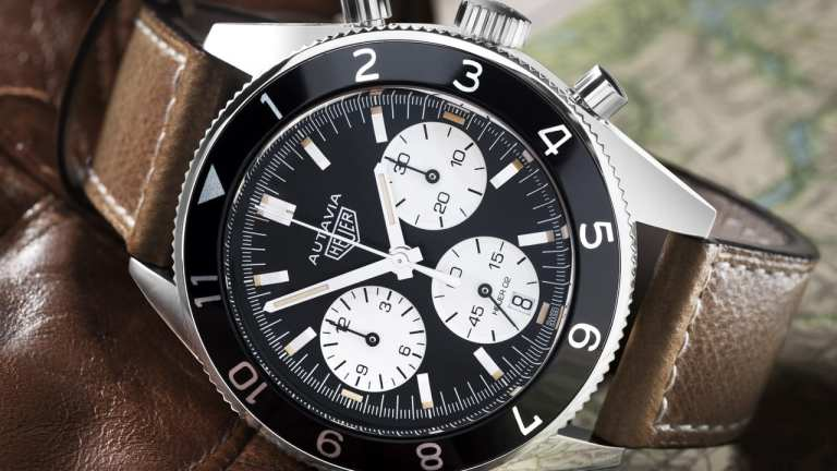 The new Autavia by Tag Heuer