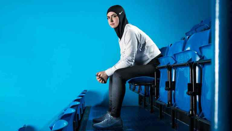 Nike launches hijab for female Muslim athletes