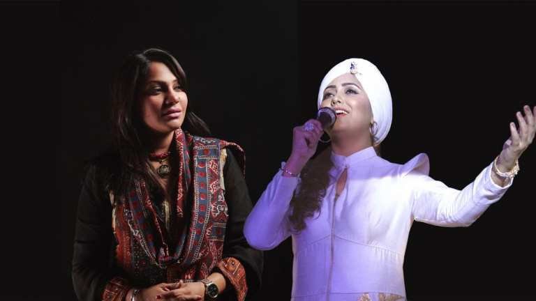 Sanam Marvi and Harshdeep Kaur to perform one-off show in Manchester