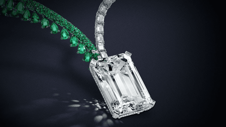 The Art of de GRISOGONO – THE MOST GORGEOUS DIAMOND IN THE WORLD GOES TO AUCTION