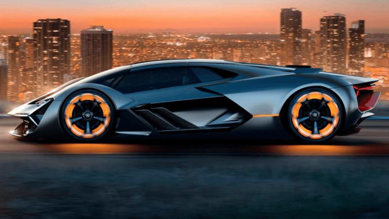 Lamborghini creates world's first 'self healing' fast car