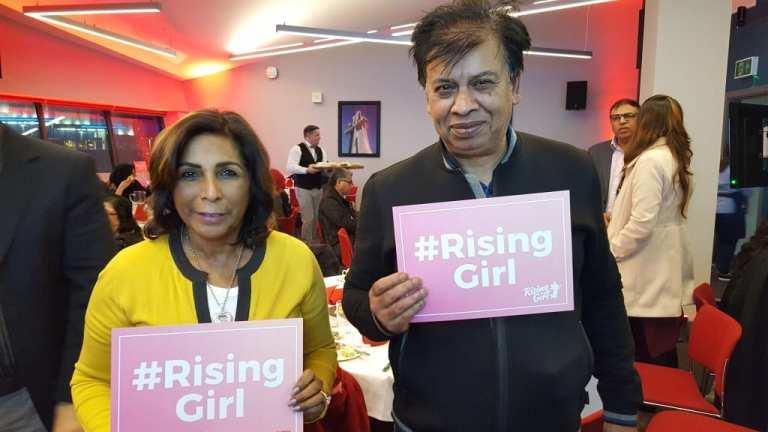 Rising Girl inauguration – Manchester