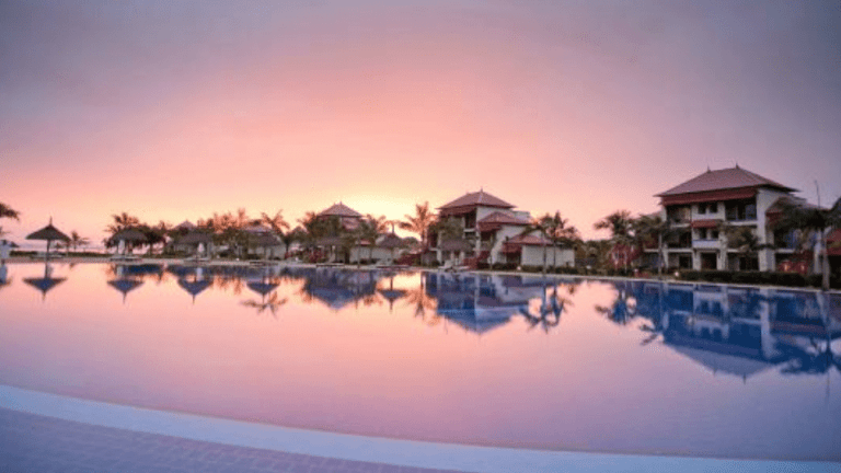 Tamassa Resort in Mauritius