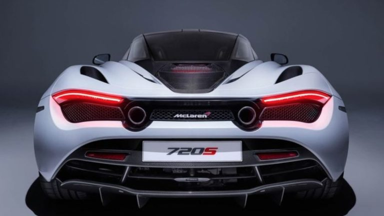 McLaren 720S – Lighter, stronger, faster