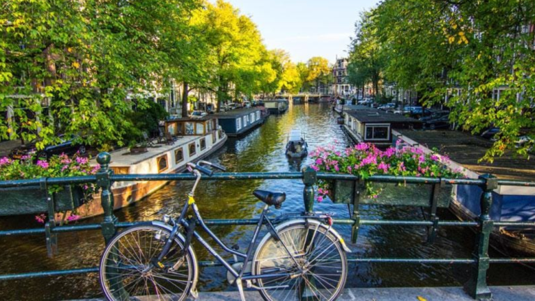 Amsterdam – a perfect place