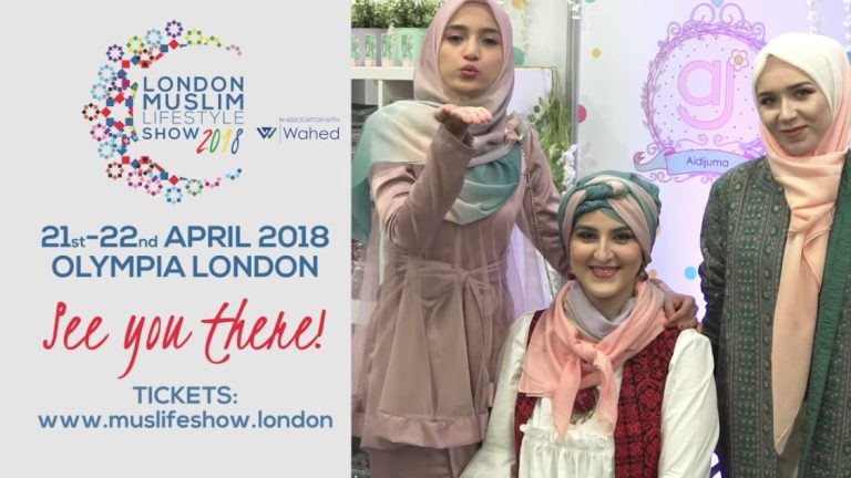 What's On at London Muslim Lifestyle Show 2018?