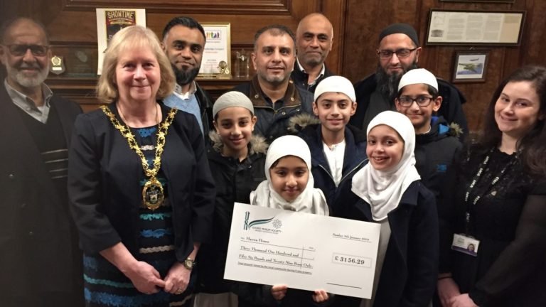 Haven House launches Ramadan campaign