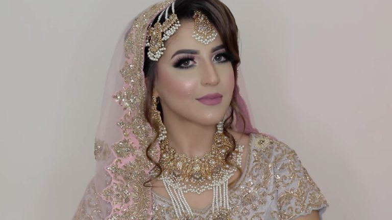 Dewy Walima Bridal Hair and Makeup (VIDEO)