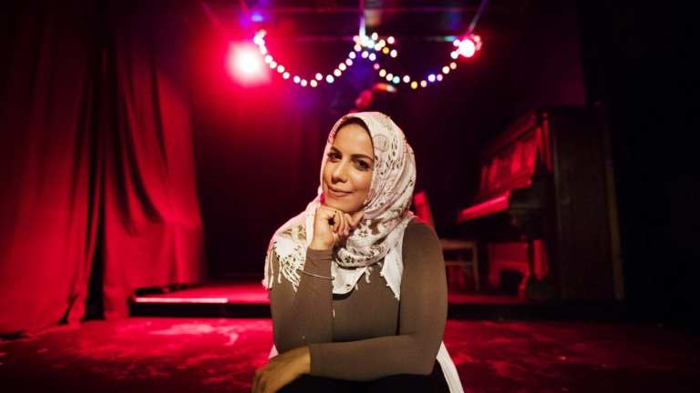 Salma and Yasmin join the Super Muslim Comedy Tour!
