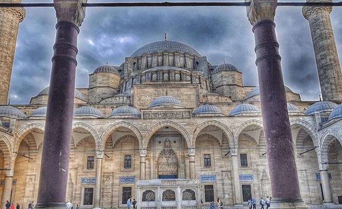 The History of Süleymaniye Mosque, Istanbul
