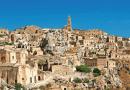 Matera, Basilicata, Italy – European Capital of Culture 2019
