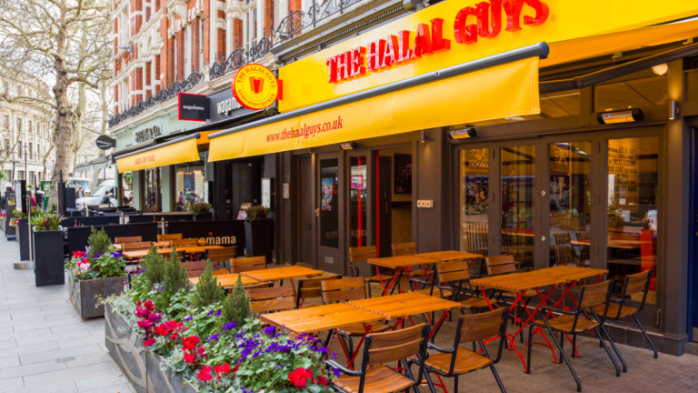 New halal restaurant Halal Guys comes to the UK