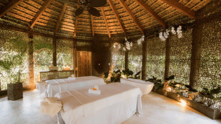 A Taste of Paradise at the Coconut Whispers Spa