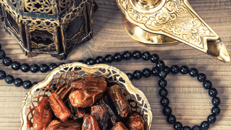 Ramadan the holiest month of the year