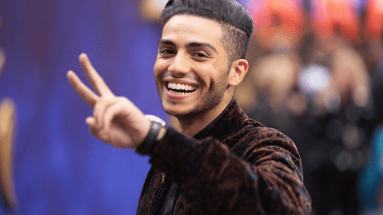 Mash'allah! Aladdin star Mena Massoud talks about Belly dancing and filming with Will Smith