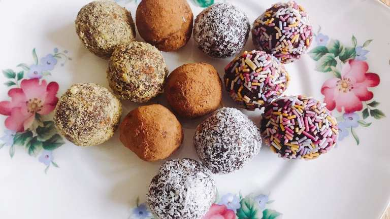 Chocolate truffles make the perfect Eid gift- Recipe