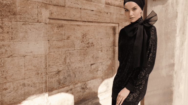 "Nihan Peker's Timeless Romance ""a stunning modest collection for all seasons"""