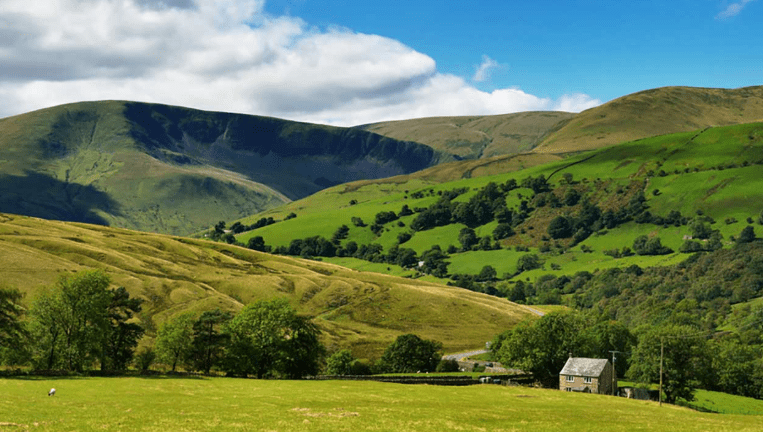 Where to Spend the summer in Yorkshire