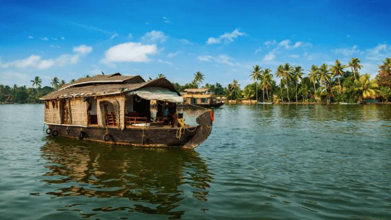 A Voyage through India