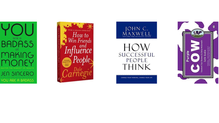 5 Books to Read to Be Successful in 2021