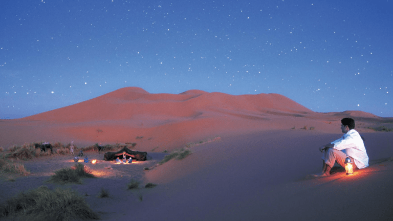 Morocco – a land of dramatic mountains