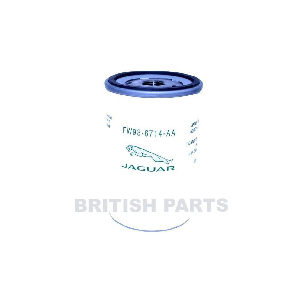 C2D56297 Jaguar V6 genuine oil filter|British Parts UK