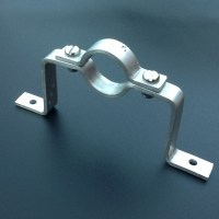 Bridge clamp pipe bracket single port 25mm Pipe Clamp Brackets