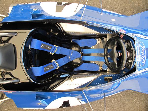 John Dimmer S Ex Jackie Stewart Tyrrell Formula