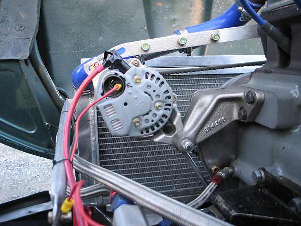 nippondenso alternator wiring diagram 12 volt hydraulic pump scott janzen's 1968 triumph gt6 race car, number 61