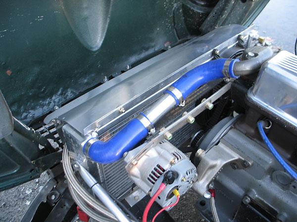 Scott Janzens 1968 Triumph GT6 Race Car Number 61