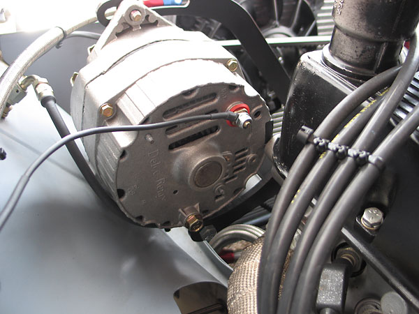Wire Also Delco Remy Alternator Wiring Diagram On Delco Remy One Wire