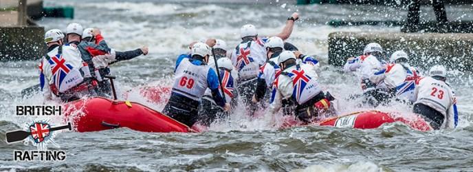 Raft race disciplines - h2h