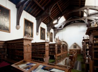 Image result for Westminster Abbey library