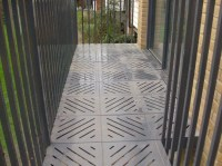 Balcony Ideas | Star and Diamond Decking Plates
