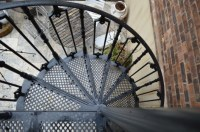 Diamond Spiral Staircases  British Spirals & Castings
