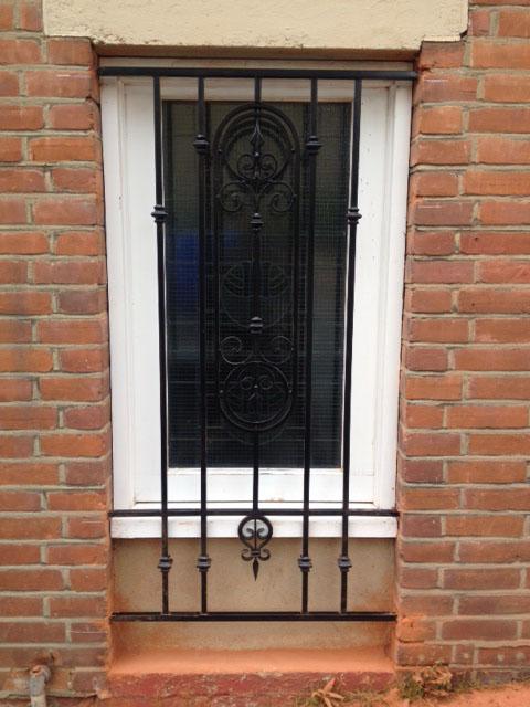Window Grilles British Spirals Amp Castings