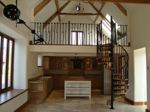Metal Handrails British Spirals Amp Castings