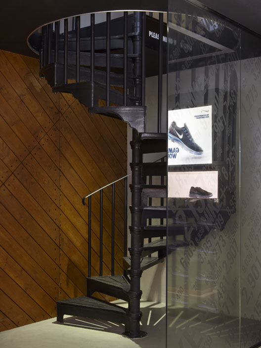 Modern Art Deco Spiral Staircases British Spirals Amp Castings
