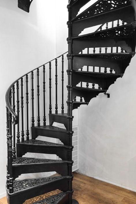 Traditional Victorian Cast Spiral Staircases – British Spirals   Cast Aluminium Spiral Staircase   Wine Bar   Metal   British Spirals   Wrought Iron   Iron Shop