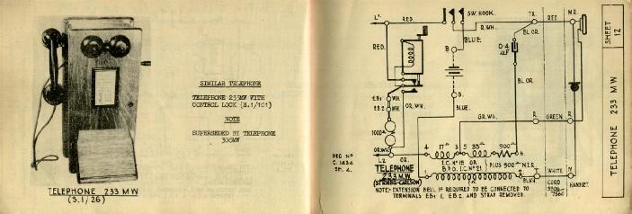 Telephone Cord Wiring Diagram